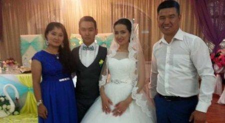 Свадьба без тостов прошла в Актобе