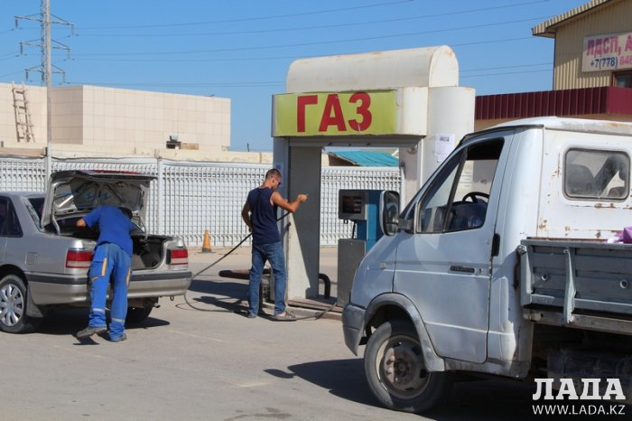 Обзор ситуации на газовых заправках Актау 8 августа