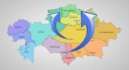 Сколько потратят на переселение казахстанцев в северные регионы