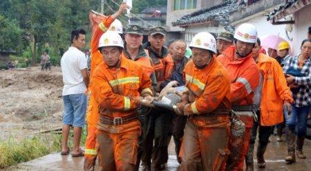 Землетрясение в Китае: обрушился отель с двумя тысячами постояльцев