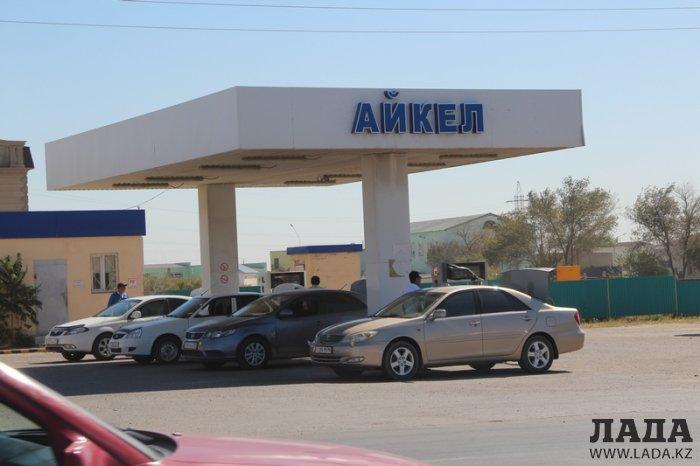 Руководители АГЗС в Актау: Автовладельцы не хотят заправляться газом из Актобе
