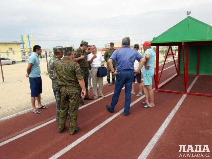 300 человек соберет в Актау чемпионат Казахстана по пожарно-спасательному спорту