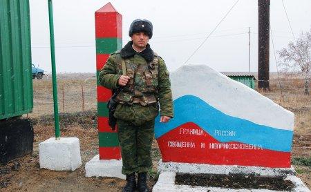 После переноса границы Сладкое отошло Казахстану, а в России остались озера Горькое и Соленое
