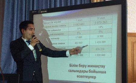 Образовательные депозиты и кредиты: как их могут оформить жители Актау