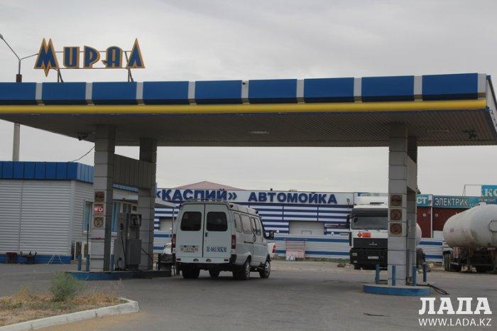 Обзор ситуации на газовых заправках Актау 18 августа