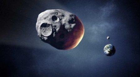 К Земле приближается астероид диаметром 5 километров - NASA