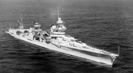 В Тихом океане нашли обломки крейсера, перевезшего компоненты бомбы для Хиросимы