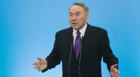 Нурсултан Назарбаев рассказал о новом казахском алфавите