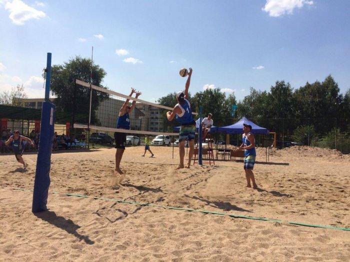 Пляжные волейболисты из Актау завоевали четыре медали в финале чемпионата Казахстана