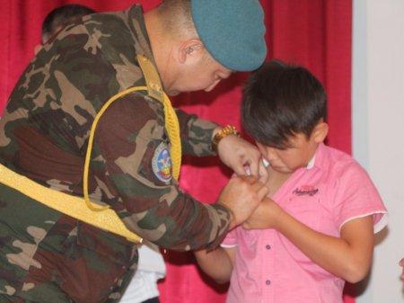 В Актау 10-летний мальчик помог задержать педофила