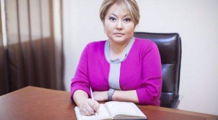 """Суханбердиева сделала официальное заявление о стипендии """"Болашак"""""""