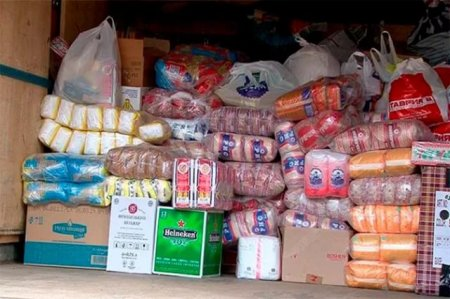 Таджикистан получил от Казахстана гуманитарную помощь продуктами на 1 млн долларов