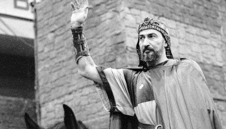 Умер актер из фильма «Не бойся, я с тобой!» Мухтарбек Кантемиров