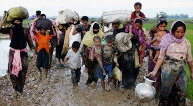 400 человек убиты в Мьянме. Эрдоган и Кадыров заявили о геноциде мусульман