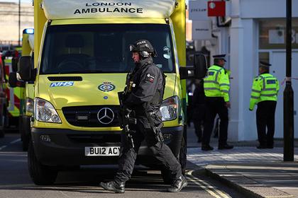Полиция идентифицировала подозреваемого в атаке в лондонском метро