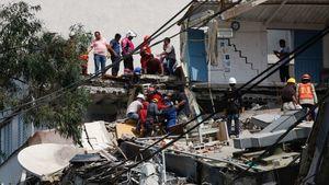 Мощное землетрясение в Мексике: на территории страны остаётся 10 граждан Казахстана