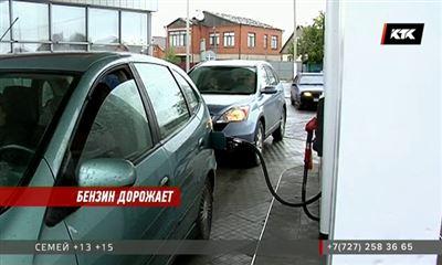 В некоторых регионах Казахстана исчезает бензин