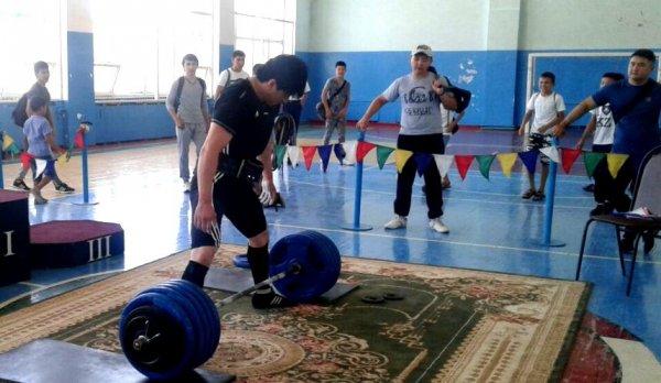 В Мангистау подвели итоги областного чемпионата по пауэрлифтингу
