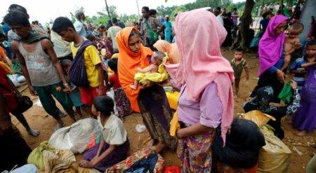 Мьянма заблокировала помощь ООН для жителей севера штата Ракхайн - СМИ