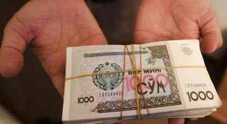 Узбекистан вдвое девальвировал курс нацвалюты