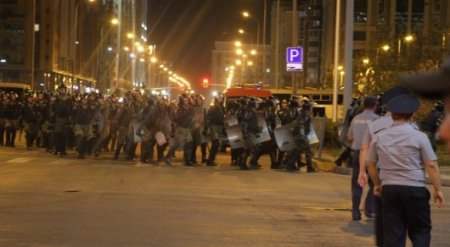 """""""Забросали камнями"""". Касымов рассказал о хронологии событий возле """"Абу Даби Плаза"""""""