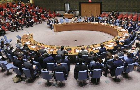 Россия представила в ООН проект резолюции о размещении миротворцев в Донбассе