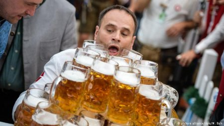 В Баварии поставили очередной пивной рекорд