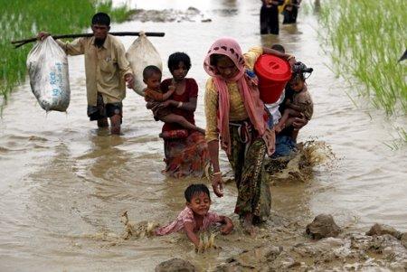 """""""Зверства над рохинджа - это преступление против человечности"""" - ООН"""