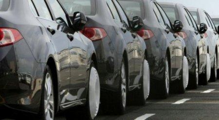 В Казахстане служебные авто предлагают помечать специальными знаками