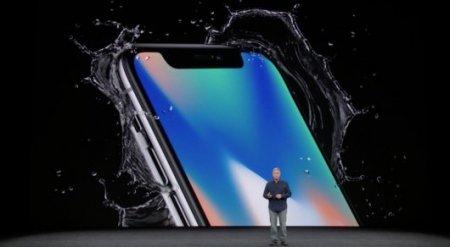 Apple представила iPhone 8 и iPhone X