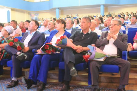 Сотрудники предприятия АО «Озенмунайгаз» отметили День нефтяника