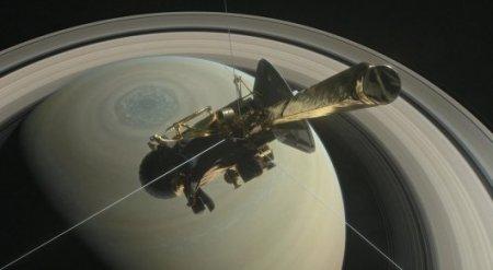 Станция Cassini уничтожена - НАСА