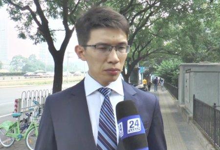 Казахстанец спас от смерти гражданина Китая