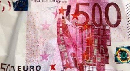 В Швейцарии канализация забилась купюрами по 500 евро