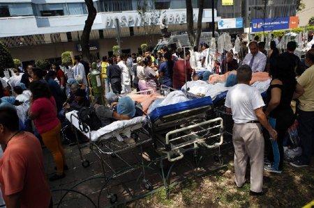 Сведения о пострадавших казахстанцах при землетрясении в Мексике не поступали - МИД