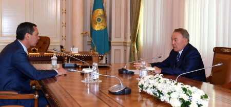 Кыргызстан направил в МИД РК ноту протеста после встречи Назарбаева с кандидатом в президенты КР