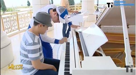 Президент Туркмении закроет Азиатские игры песней собственного сочинения