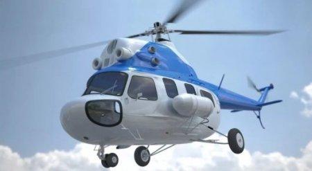 Вертолет Ми-2 сгорел полностью. В МИР рассказали подробности инцидента в Акмолинской области
