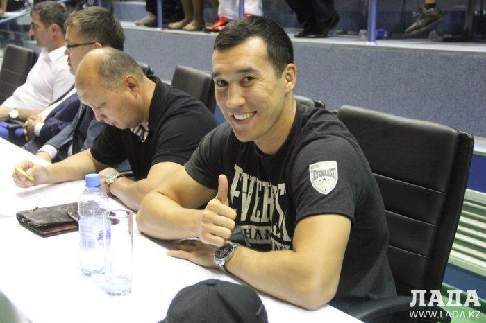 Мангистауские боксеры победили сборную Алматы