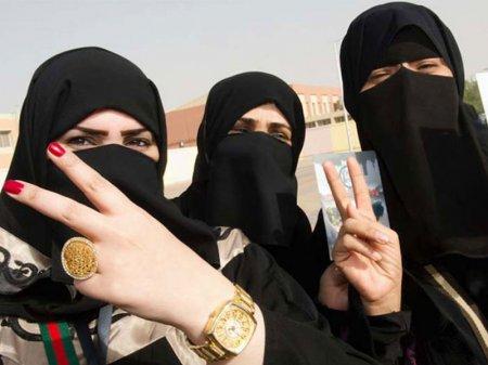 Женщинам впервые разрешили прийти на стадион в Саудовской Аравии