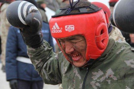 Только 18 спецназовцев Нацгвардии из 90 после испытаний получили краповые береты