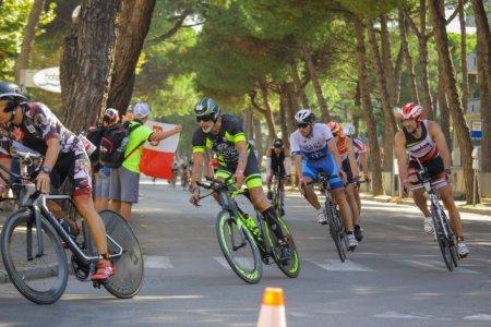 Сразу 14 казахстанцев прошли железную дистанцию на Ironman-2017 в Италии