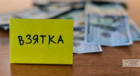 20 процентов казахстанцев давали взятки - опрос