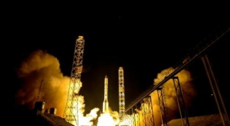 """Протон-М"" успешно стартовал с Байконура"
