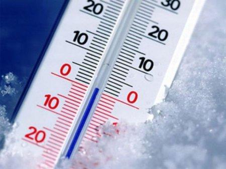 Штормовое предупреждение из-за осадков, мороза и ветра объявили синоптики в пяти областях