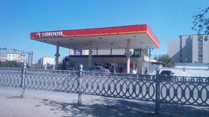 Обзор ситуации на автозаправках Актау 29 сентября