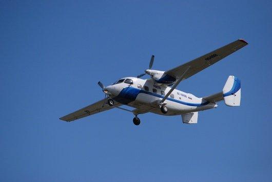 Самолет АН-28 пропал с радаров близ Алматы