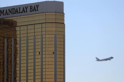 СМИ сообщили о пытавшемся остановить стрелка из Лас-Вегаса безоружном охраннике