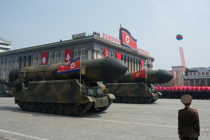 Названо число жертв в случае возможного ядерного удара КНДР по Токио и Сеулу