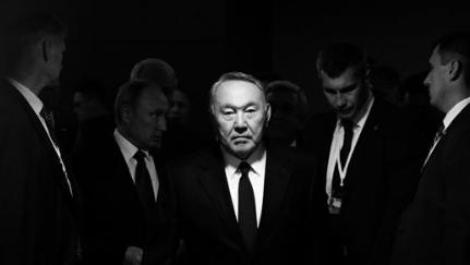 Я хотел снять своего президента, но только Назарбаев вышел хорошо